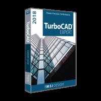 TurboCAD Expert 2018