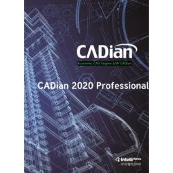 CADian 2020 Pro upgrade 2017-ről