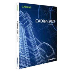 CADian 2021 Professional upgrade 2017-ről