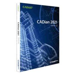 CADian 2021 Professional upgrade 2014-2012-ről