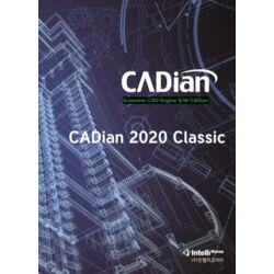 CADian 2020 Classic upgrade 2011-2012-ről