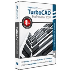 TurboCAD Platinum 2020 upgrade v2019-ről