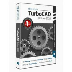 TurboCAD Deluxe 2020 upgrade 2019-ről