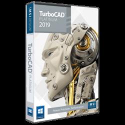 TurboCAD Platinum 2019